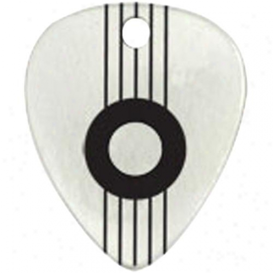 Innersoul Gp42 Original Design Guitar Pick Pendant