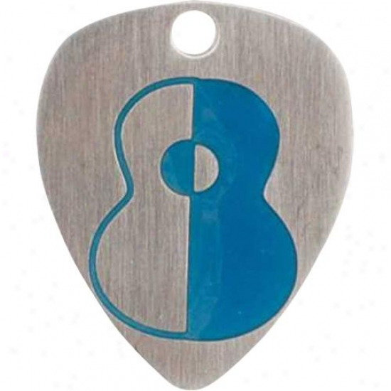 Innersoul Original Design Guitar Pick Pdndant