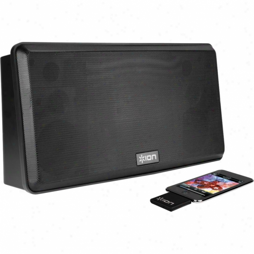 Ion Anyroom Wireless Speaker For Ipod And Iphone Isp06