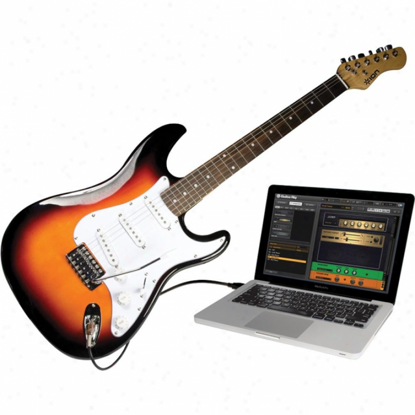 Ion Discover Guitar Usb