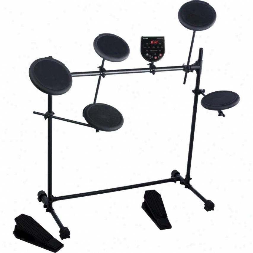 Ion Ied11 Pro Session Electronic Drum Set