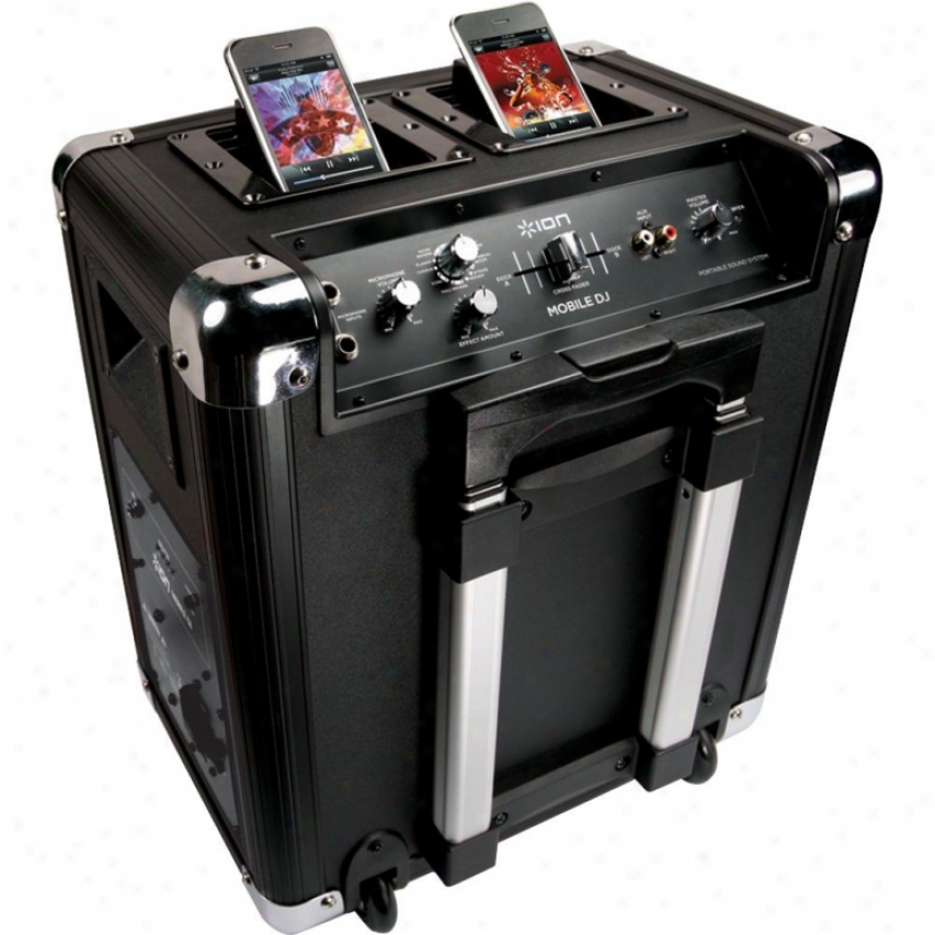 Ion Changeable Dj Speaker For Ipod & Iphone Ipa11