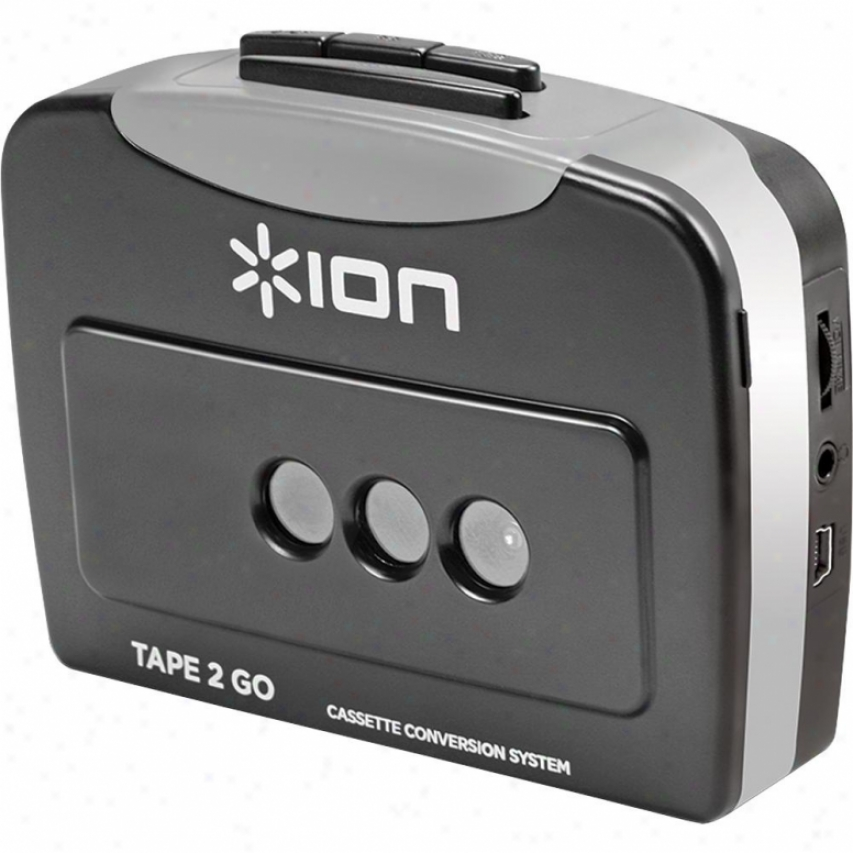 Ion Tape 2 Go Portable Tape Player