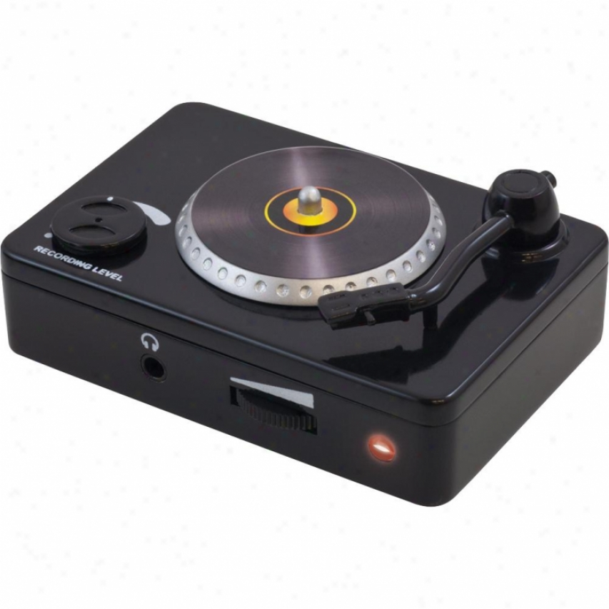 Ion Vinyl Always Turntable-to-computer Interface