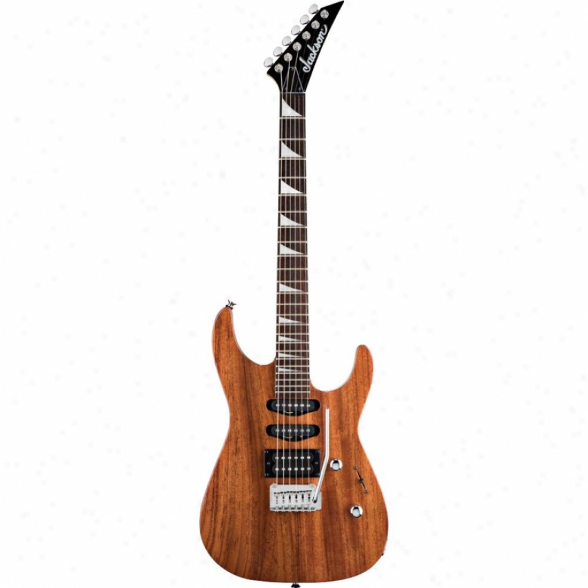 Jackson® 2910021258 Js23 Dinky™ Electric Guitar - Natural Wood Color