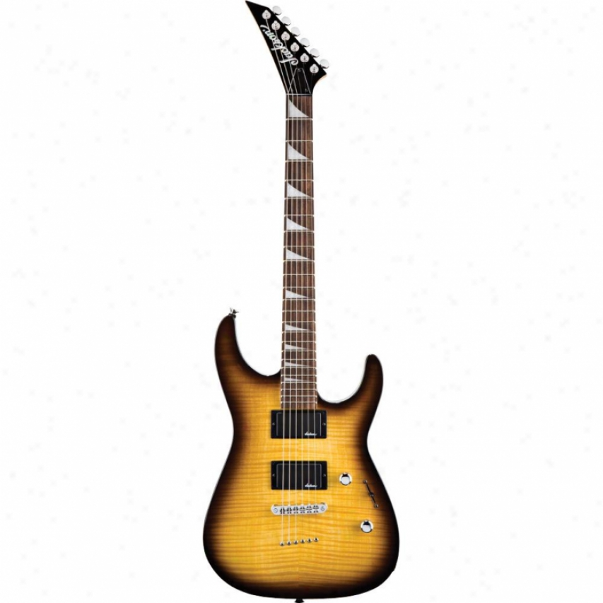 Jackson®; 2910027382 Js32rt Dinky™ Electric Guitar - Tobacco Burst