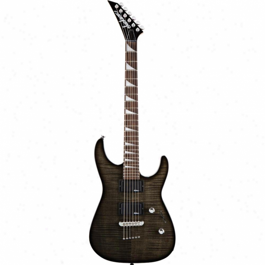 Jackson&amp;reg; 2910027385 Js32rt Dinky&amp;#153; Electric Guitar - Transparent Black