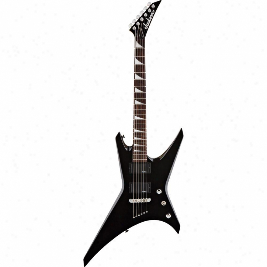 Jackson® Js32t Warrior Electric Guitar - Black - 291-00253-03