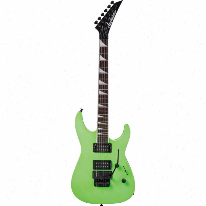 Jackson® Soloist Slx Electric Guitar - Kawasabi Green