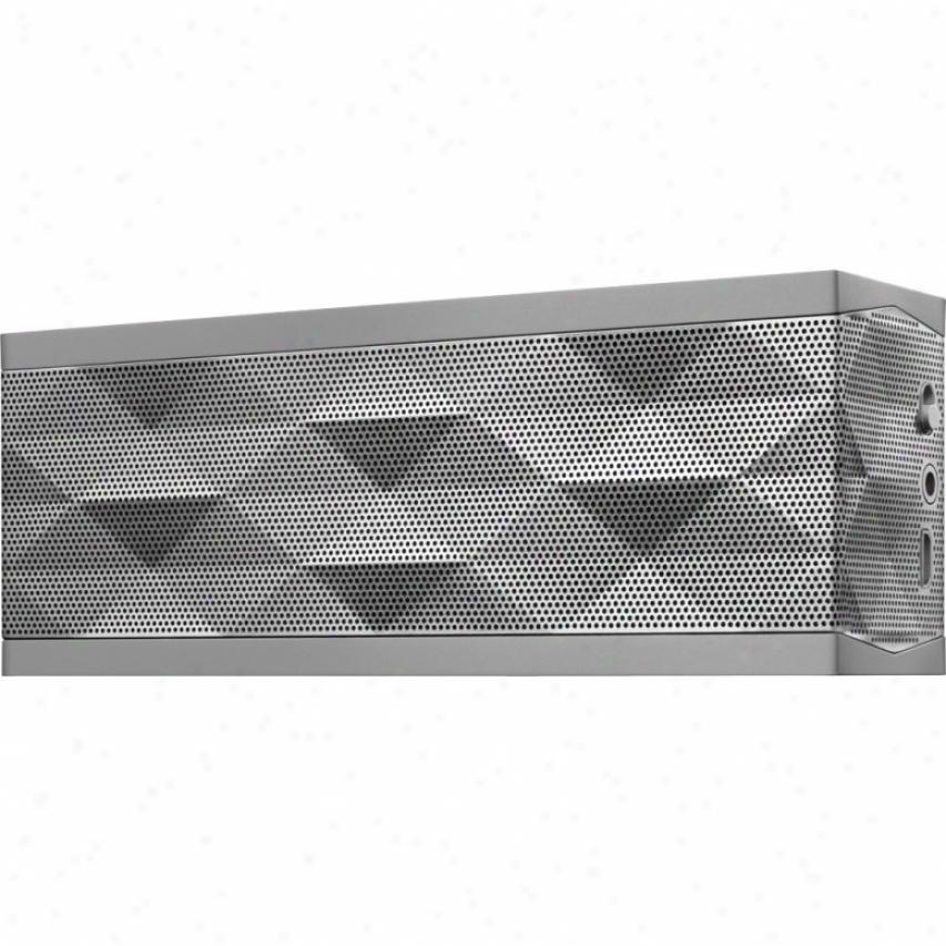 Jawbone Jambox Wireless Speaker & Speakerphone System - Grey Hex
