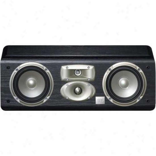 "Jbl Lc1-bk 3-waay Dual 5-1/4"" Center Channel Dismal Speaker - Alone"