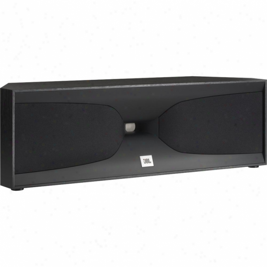 Jbl Studio 520-c Center Channel Speaker Black