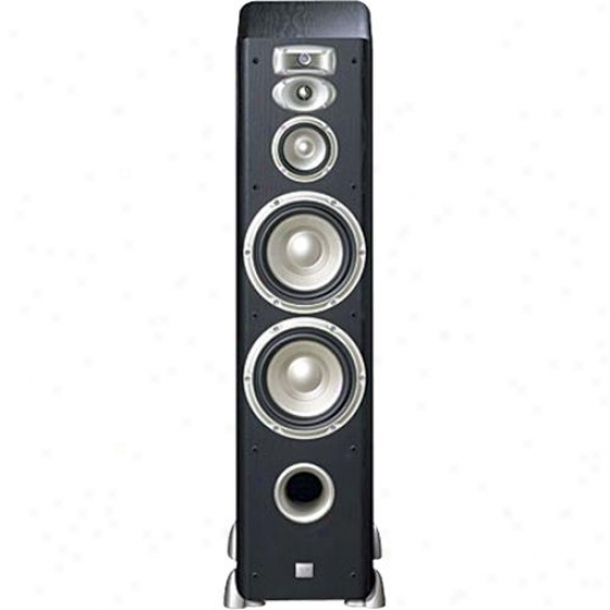 "Jbl Studio L Series L890-bk 4-way Dual 8"" (200mm) Floorstanding Speaker"