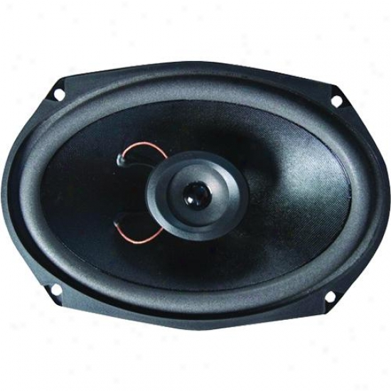 "Jensen Js692 6"" X 9"" 2-way Car Speakers"