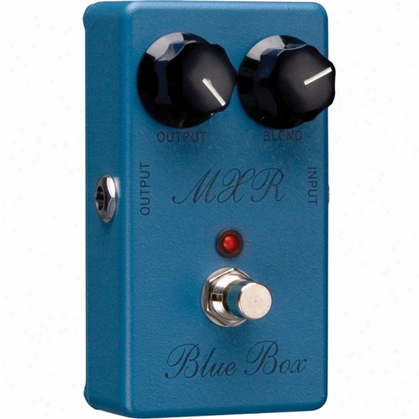 Jim Dunlop Blue Box Octave Fuzz Distortion Pedal - M103