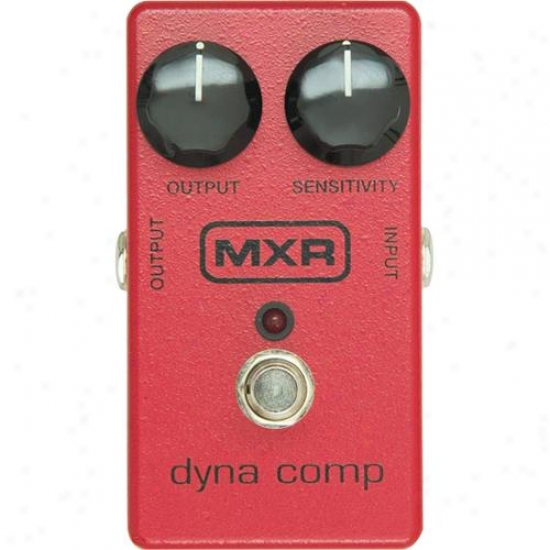 Jim Dunlop M102 Dyna Comp Effects Pedal