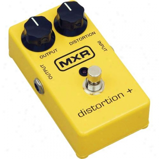 Jim Dunlop M104 Distortion+ Pedal