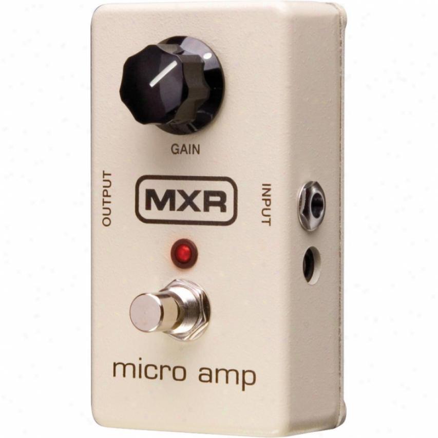 Jim Dunlop M133 Micro Amp Guitar Pedal