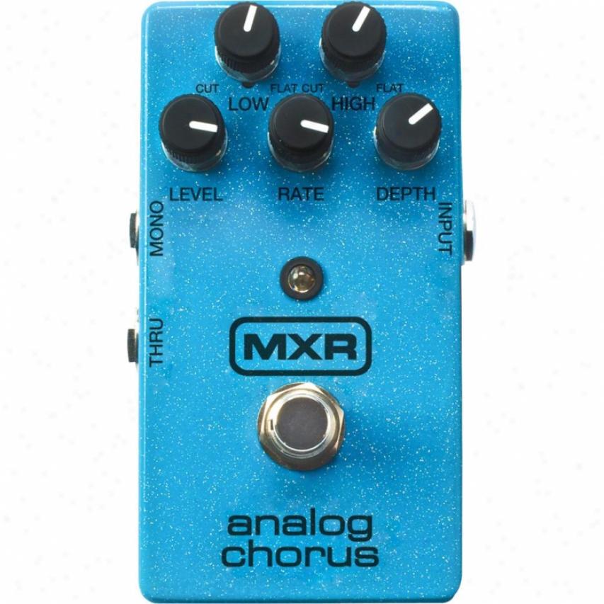 Jim Dunlop M234 Analog Chorus Guitar Pedal