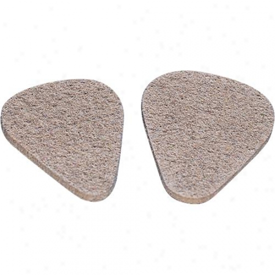 Jim Dunlop Critical point  Lucas Felt Picks - 12-pack