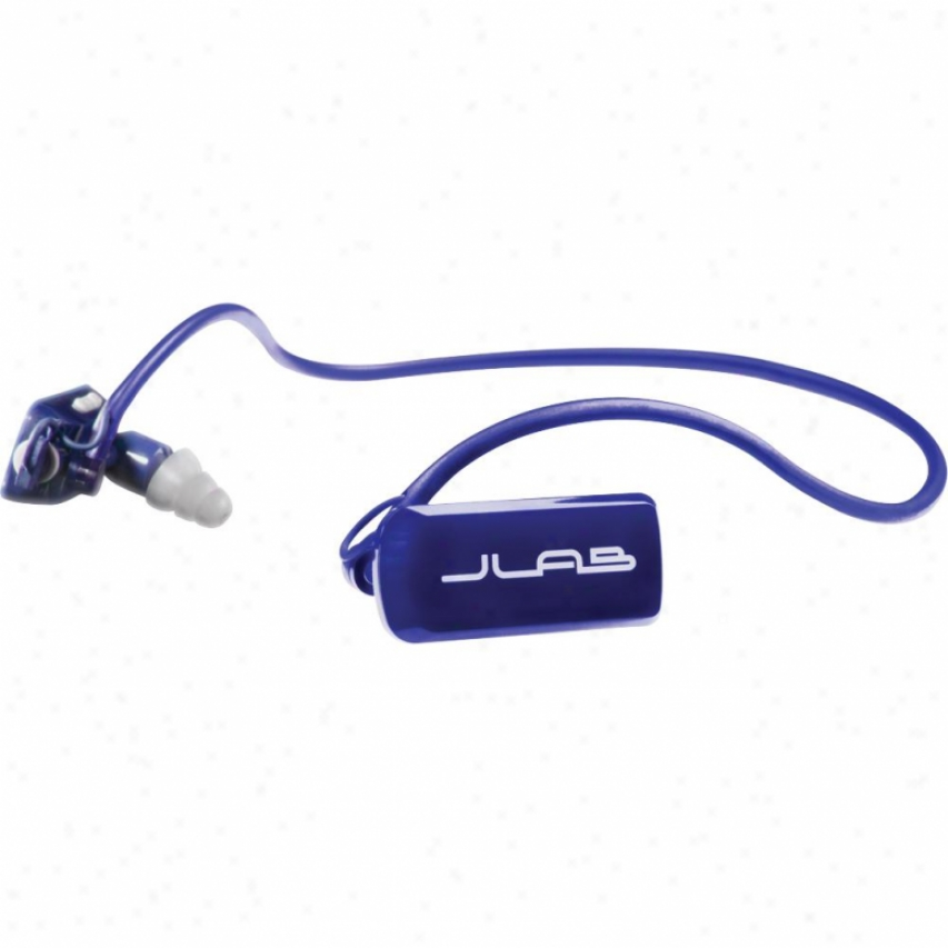 Jlab Audio 4gb Go Waterproof Mp3-player Earphones