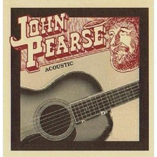 John Pearse Strings 250ml Bluegrass Acoustic Guitar Strings