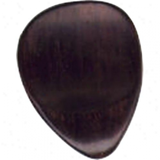 John Pearse Strings Rosewood Sarod Picks - Bag Of 10
