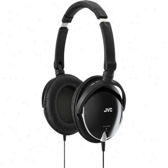 Jvc Lightweight Headphone Black