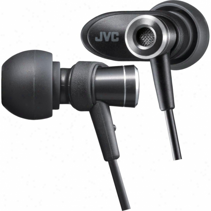 Jvc Micro Hd In-ear Headphone Blk