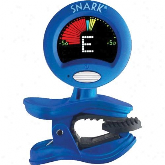 Kaman Music Sn-1 Clip Forward Guitar Tuner