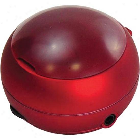 Kb Covers X-mini V1.1 Capsule Speaker - Red - Xam8