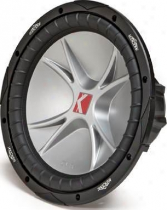 "Kicker Comp Vr 15"" Dvc Subwoofer 4 Ohm"