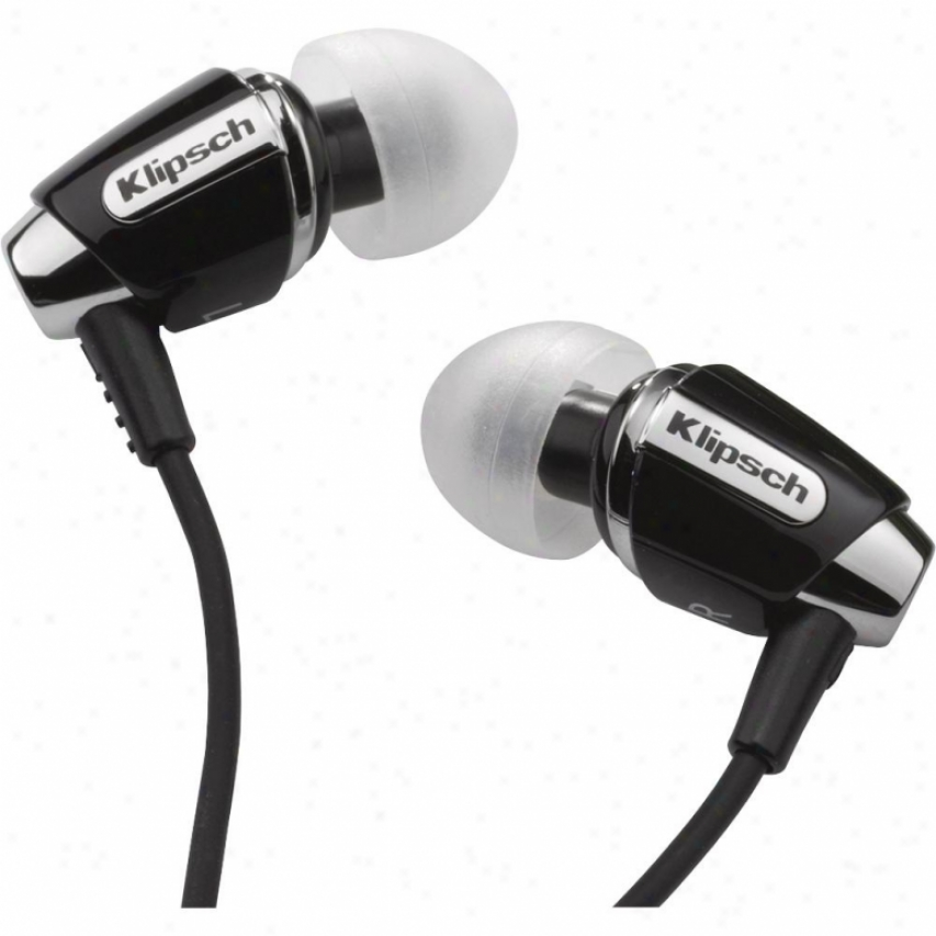 Klipsch Image S4a Headphones For Androir Attending Mic