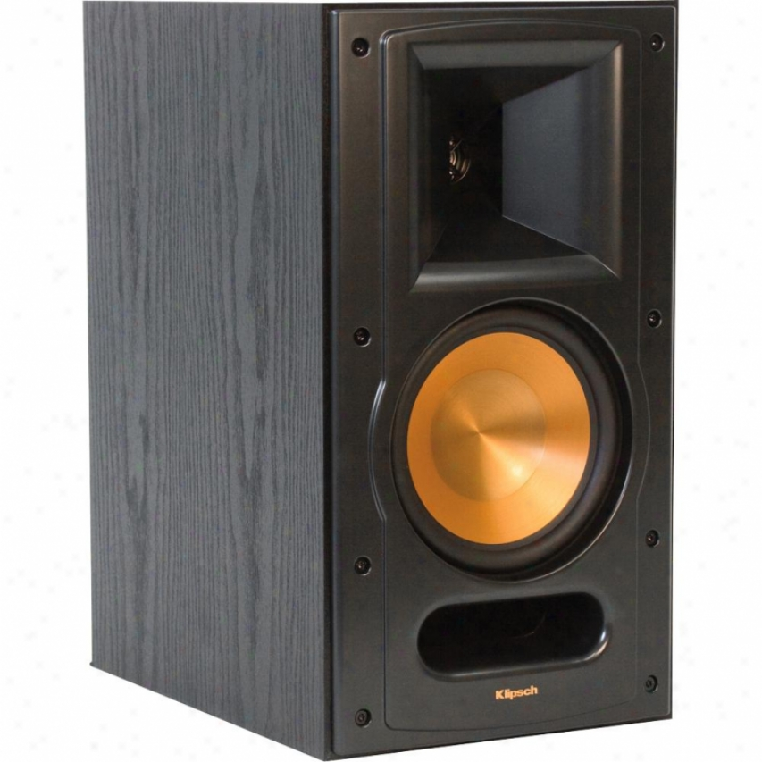 Klipsch Rb-61 Ii Bookshelf Speaker - Black - Pair
