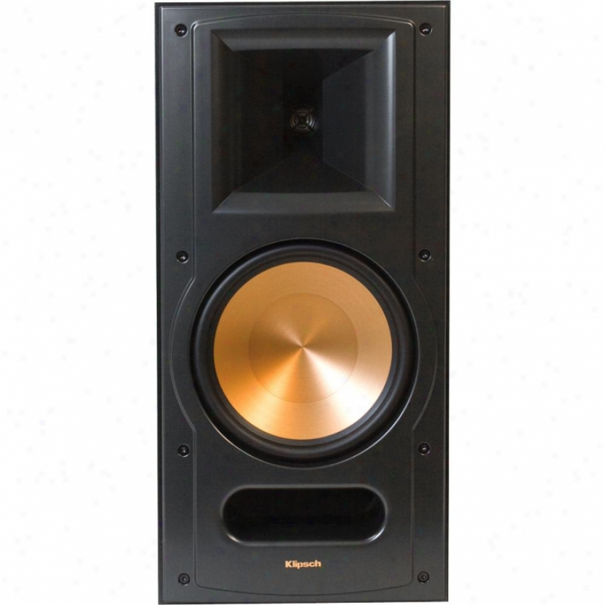 Klipsch Rb-81 Ii Bookshelf Speaker - Black - Each