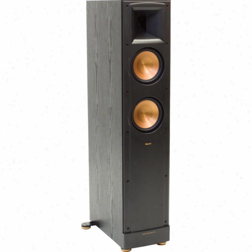 Klipsch Rf-62 Ii Floorstanding Speaker - Black - Each