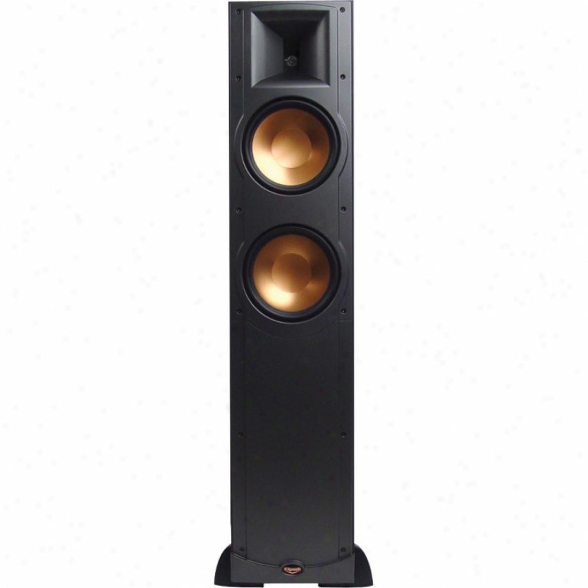 Klipsch Rf-82 Ii Floorstanding Discourser - Black Ash