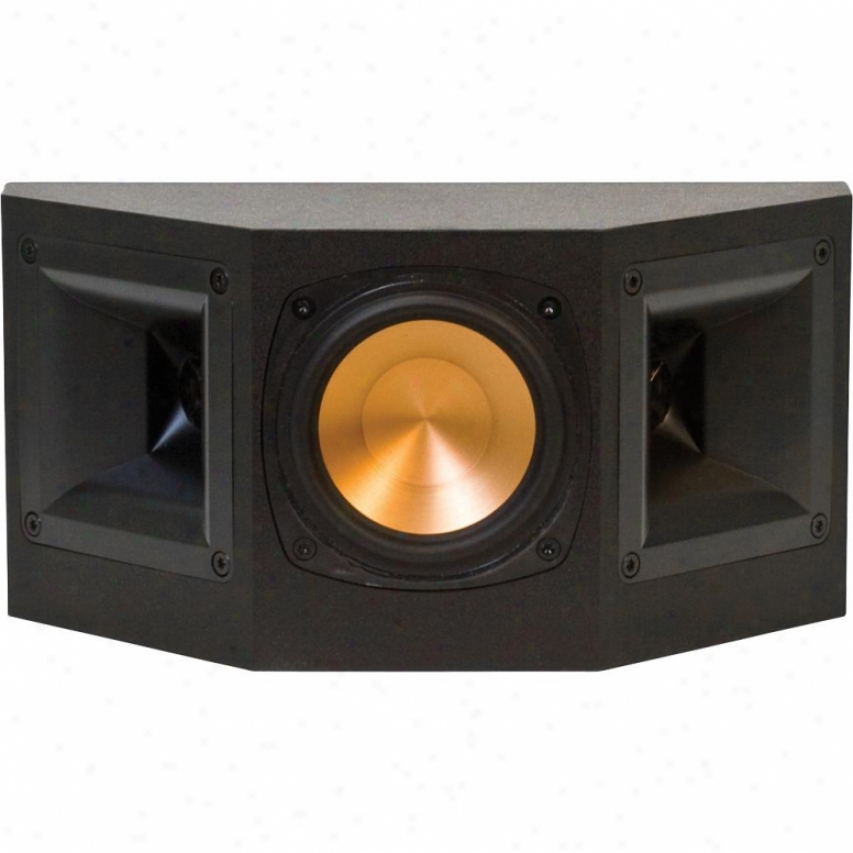 Klipsch Rs-41 Ii Surround Chairman - Matte Black Vinyl