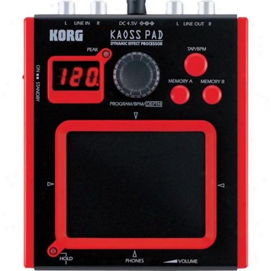 Korg Kaoss Pad Dynamic Goods Processor