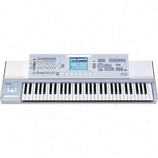 Korg M3-61 61-key Music Workstation Keyboard