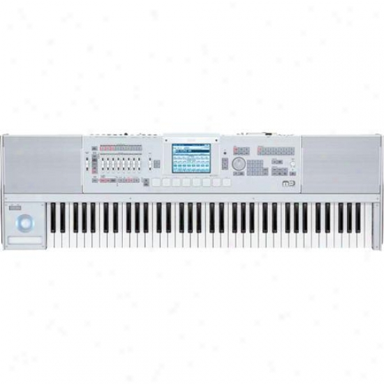 Korg M3-73 73-key Music Workstation Keyboard