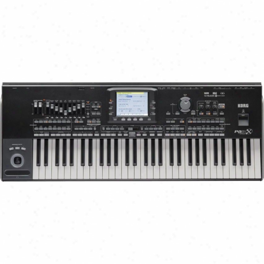 Korg Pa3x 61-key Professional Arranger Workstation
