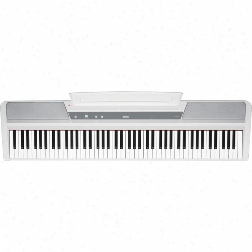 Korv Sp-170s 88-key Digital Piano - White