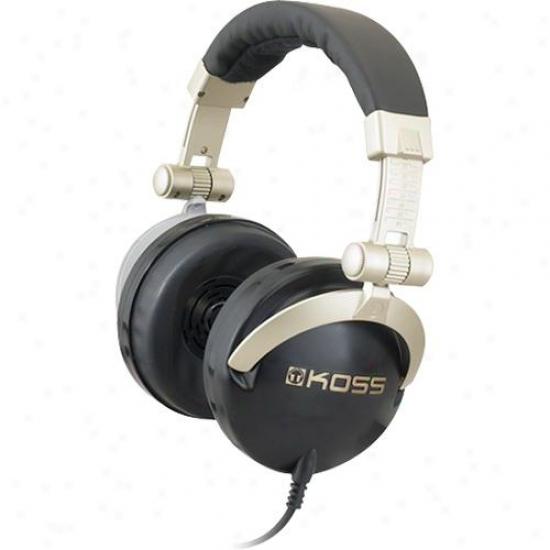 Koss Mv1 Professional Full-size Studio Stereophone