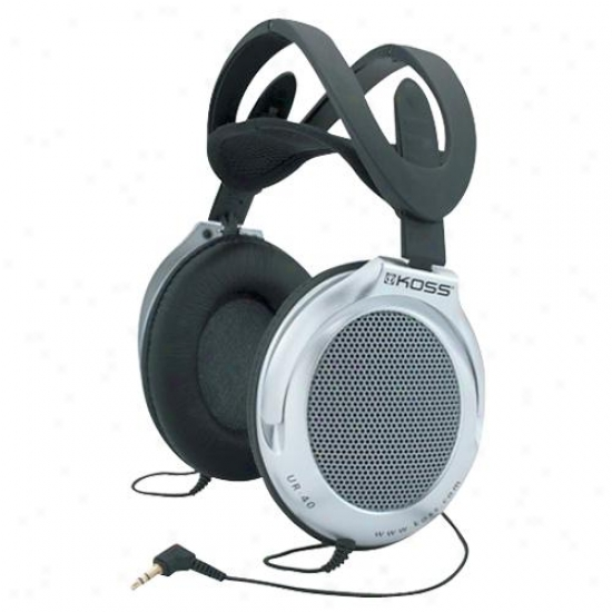 Koss Ur40 Folding Over-ear Headphones