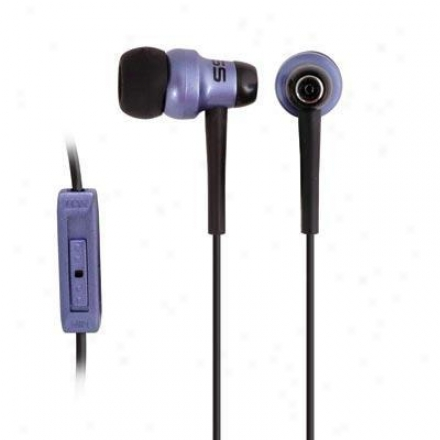Kosa Violet- In-ear Sterdo Headpho