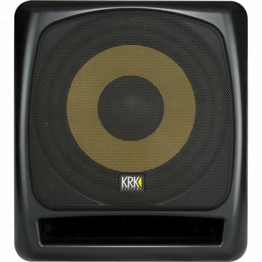 Krk Systems Krk 12s 12-inch Powsred Studio Subwoofer