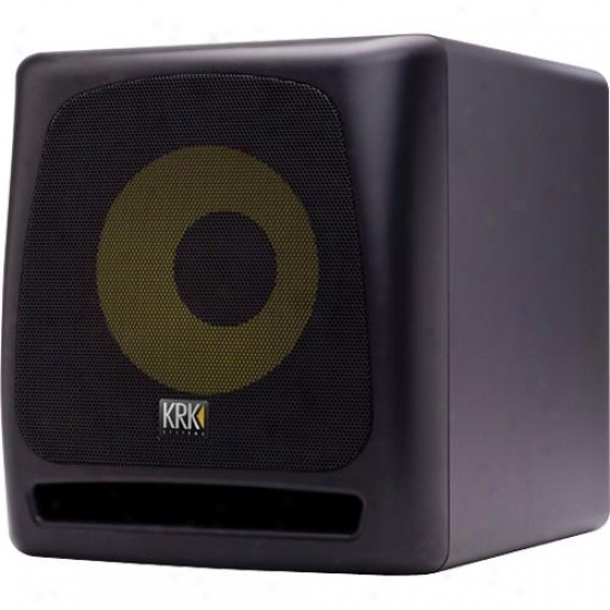 Krk Systems Krk10s Powered Subwoofer