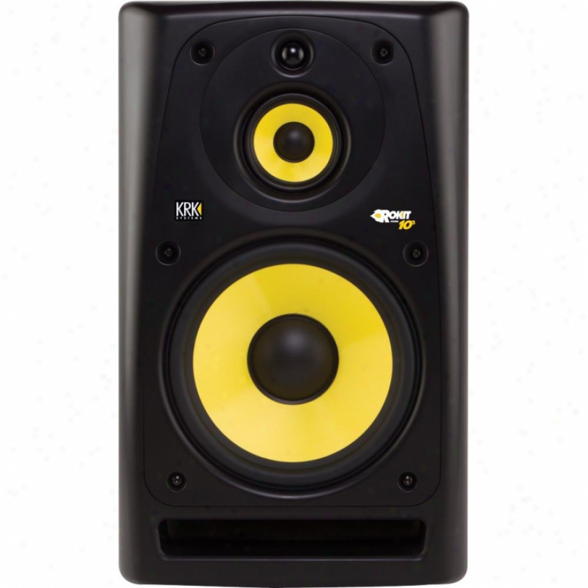 Krk Systems Rokit 10-3 3-way Powered Studio Mlnitor