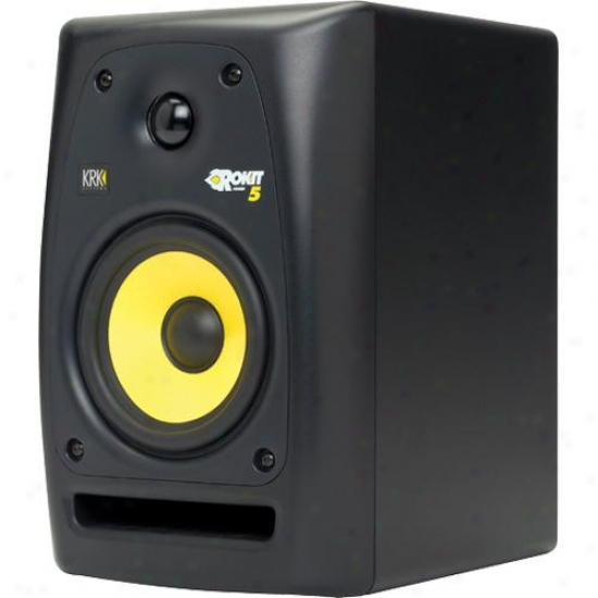 Krk Systems Rp5g2 Generation 2 Rokit 5 Studio Adviser